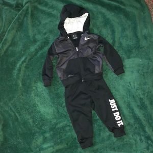Nike Suit for Toddler!